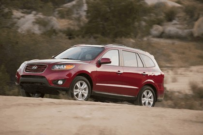 2010 Hyundai Santa Fe - USA version 4