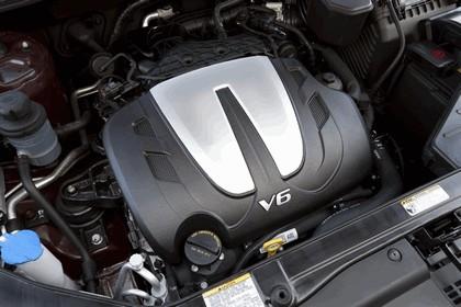 2010 Hyundai Santa Fe - USA version 13