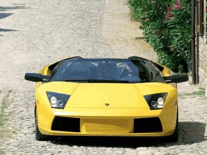2004 Lamborghini Murcielago roadster 8