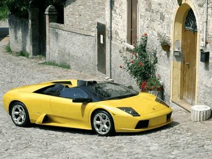 2004 Lamborghini Murcielago roadster 9