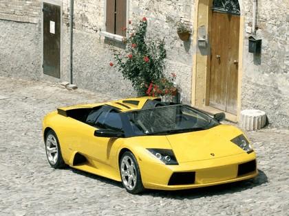 2004 Lamborghini Murcielago roadster 10