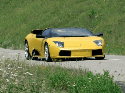 2004 Lamborghini Murcielago roadster 11