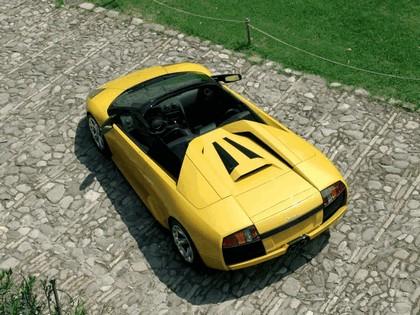 2004 Lamborghini Murcielago roadster 17