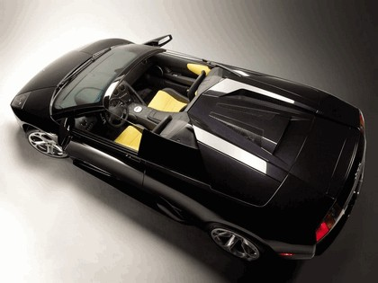 2004 Lamborghini Murcielago roadster 38
