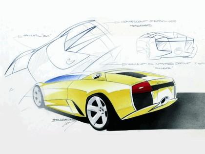 2004 Lamborghini Murcielago roadster 42