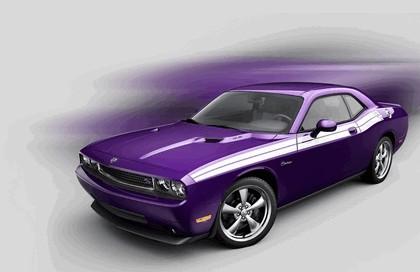 2010 Dodge Challenger RT Classic - Plum Crazy - White Stripe 2