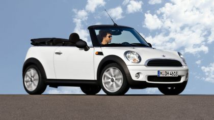 2010 Mini One Convertible 1