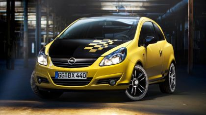 2010 Opel Corsa Color Race 6