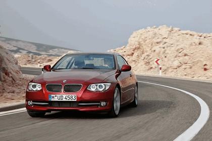 2010 BMW 3er ( E92 ) coupé 1