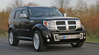 2006 Dodge Nitro by Startech 9