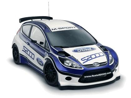 2009 Ford Fiesta S2000 1