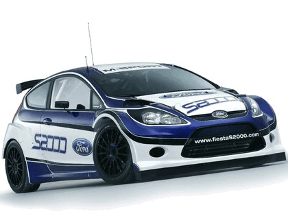 2009 Ford Fiesta S2000 2