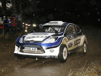 2009 Ford Fiesta S2000 12