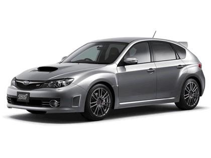 2010 Subaru Impreza WRX STi A-Line Type-S 1