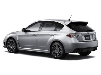 2010 Subaru Impreza WRX STi A-Line Type-S 2