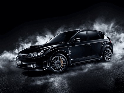 2010 Subaru Impreza WRX STi A-Line Type-S 4