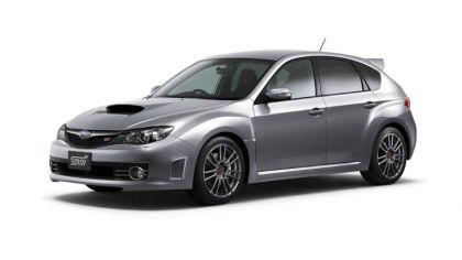 2010 Subaru Impreza WRX STi A-Line Type-S 5