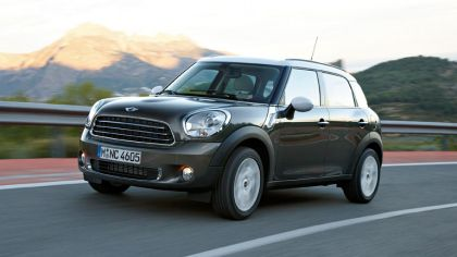2010 Mini Countryman Cooper 9