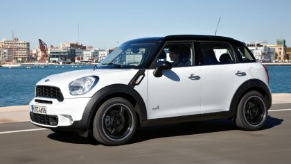 2010 Mini Countryman Cooper S ALL4 2