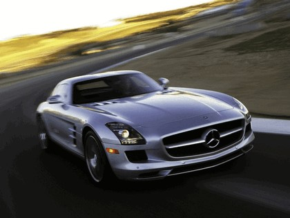 2010 Mercedes-Benz SLS AMG - USA version 2
