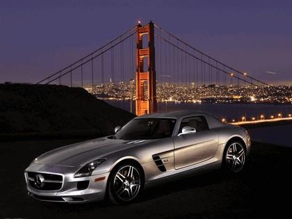 2010 Mercedes-Benz SLS AMG - USA version 4