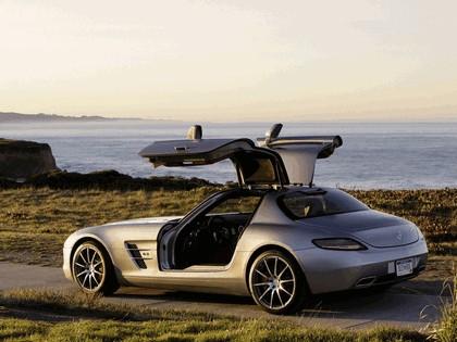 2010 Mercedes-Benz SLS AMG - USA version 5