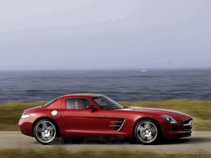 2010 Mercedes-Benz SLS AMG - USA version 11