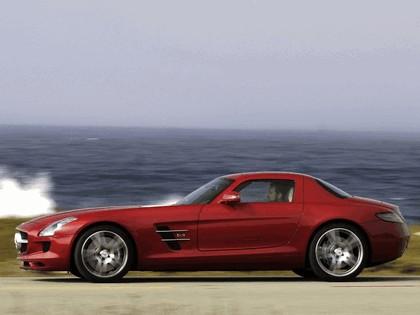 2010 Mercedes-Benz SLS AMG - USA version 12