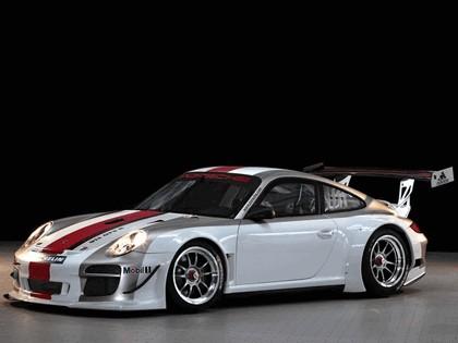 2009 Porsche 911 ( 997 ) GT3 R 1