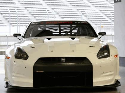 2009 Nissan GT-R R35 GT1 4