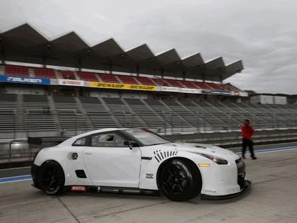 2009 Nissan GT-R R35 GT1 7