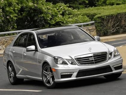 2009 Mercedes-Benz E63 ( W212 ) AMG - USA version 1