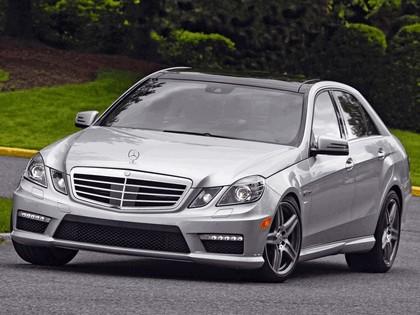 2009 Mercedes-Benz E63 ( W212 ) AMG - USA version 2