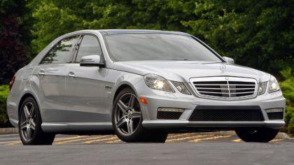 2009 Mercedes-Benz E63 ( W212 ) AMG - USA version 9
