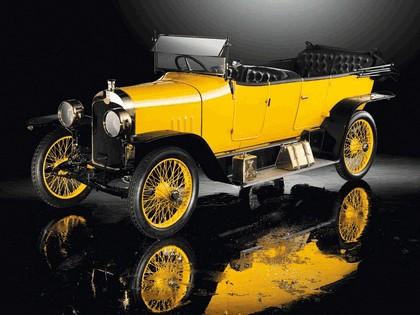 1912 Audi Typ-C 1435 PS Alpensieger 1