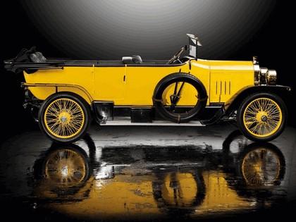 1912 Audi Typ-C 1435 PS Alpensieger 2