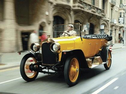 1912 Audi Typ-C 1435 PS Alpensieger 6