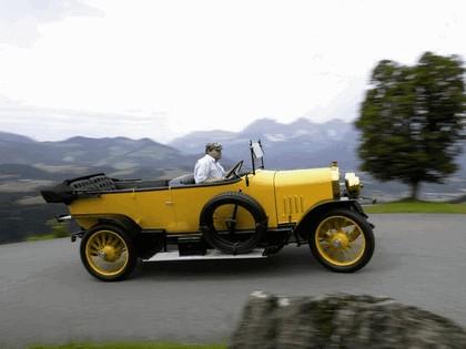 1912 Audi Typ-C 1435 PS Alpensieger 7