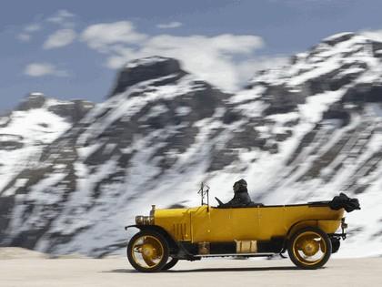 1912 Audi Typ-C 1435 PS Alpensieger 9