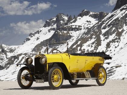 1912 Audi Typ-C 1435 PS Alpensieger 10