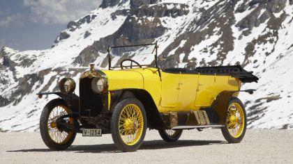 1912 Audi Typ-C 1435 PS Alpensieger 5
