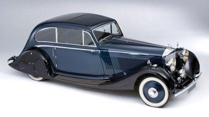 1935 Bentley 3.5 litre coupé 6
