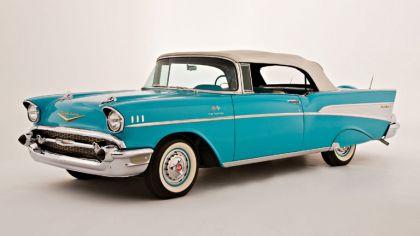 1957 Chevrolet Bel Air convertible 9