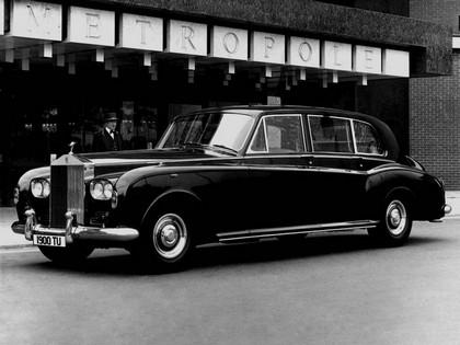 1959 Rolls-Royce Phantom V 4