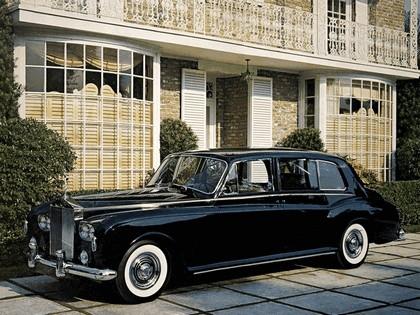 1959 Rolls-Royce Phantom V 5
