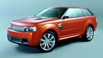 2004 Land Rover Range Stormer concept 5