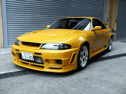 1997 Nissan Skyline GT-R R33 400R by Nismo 1