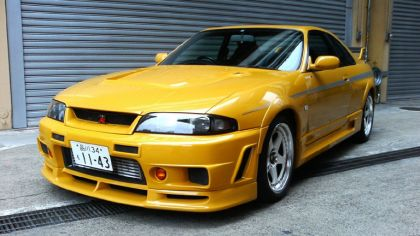 1997 Nissan Skyline GT-R R33 400R by Nismo 5