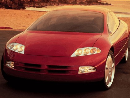 1998 Dodge Intrepid ESX2 concept 4