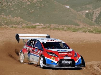 2009 Ford Fiesta Rallycross Pikes Peak 1